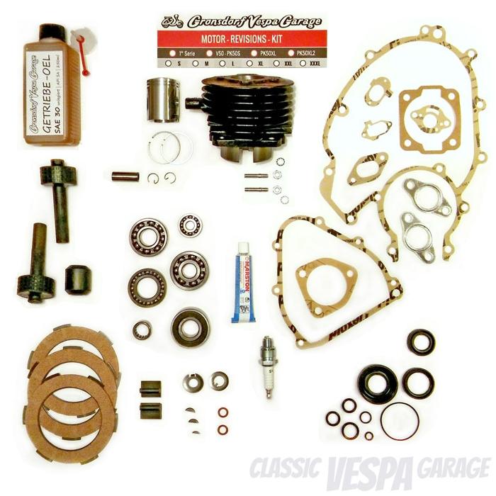 Motor Revisions Kit Vespa V50 bis PK S