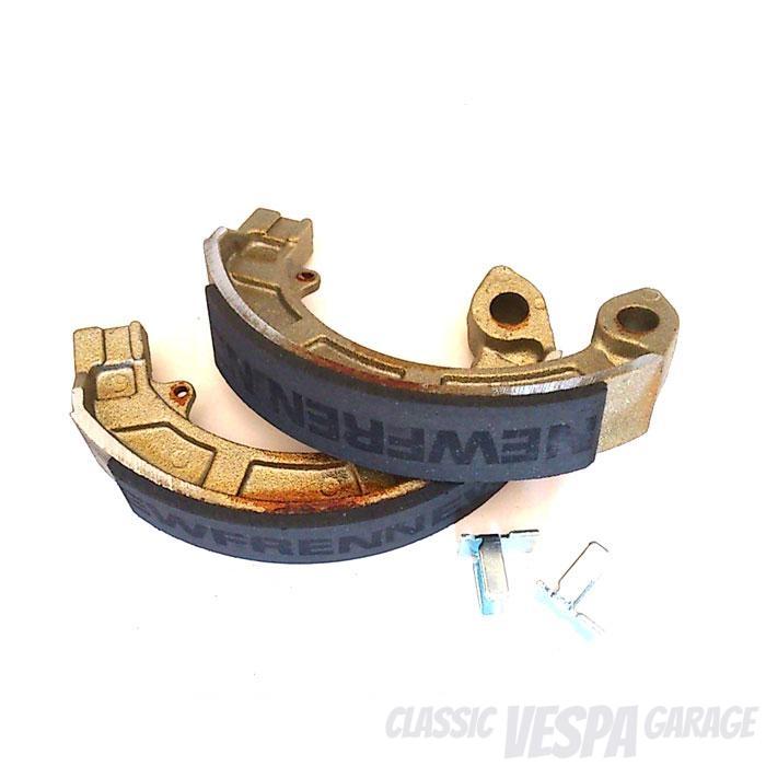 Bremsbacken vorne oder hinten für Vespa PK oder PX