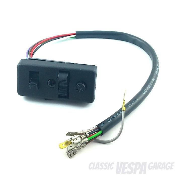 Lichtschalter Vespa V50 Special ohne Blinker