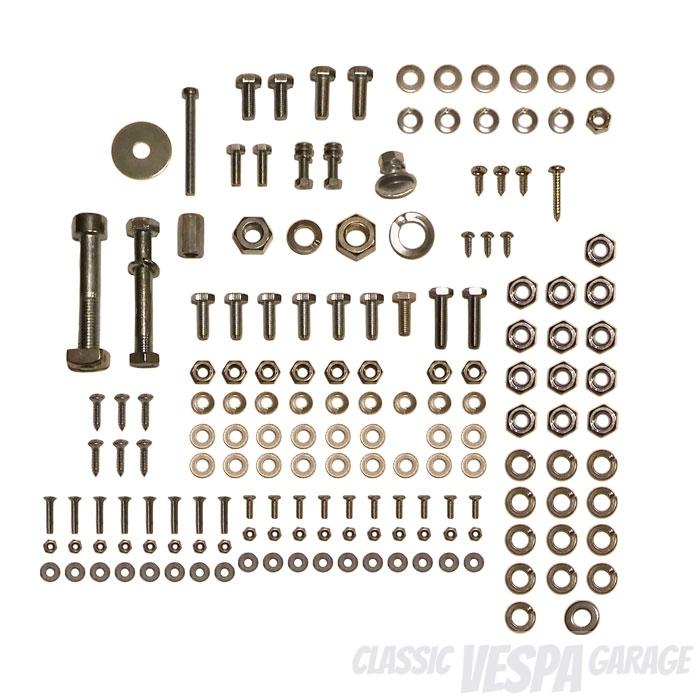 Schrauben-Kit Set Vespa V50 Special Karosserie