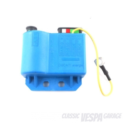 Zündspule CDI Elektrikzentrale 4-Pin Vespa