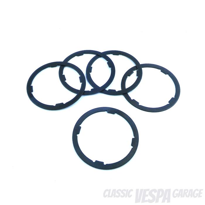 Getriebe Vespa 50 ausdistanzieren Übermaß Scheiben