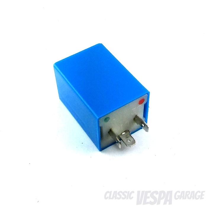 Blinkerrelais Vespa 3 Pin 12V AC 10/21W