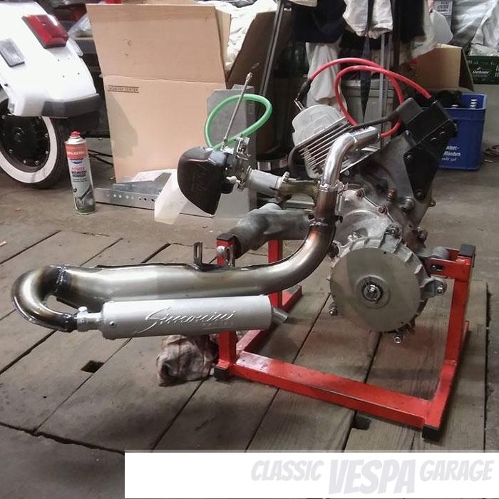 Motorrevision Smallframe Largeframe Vespa