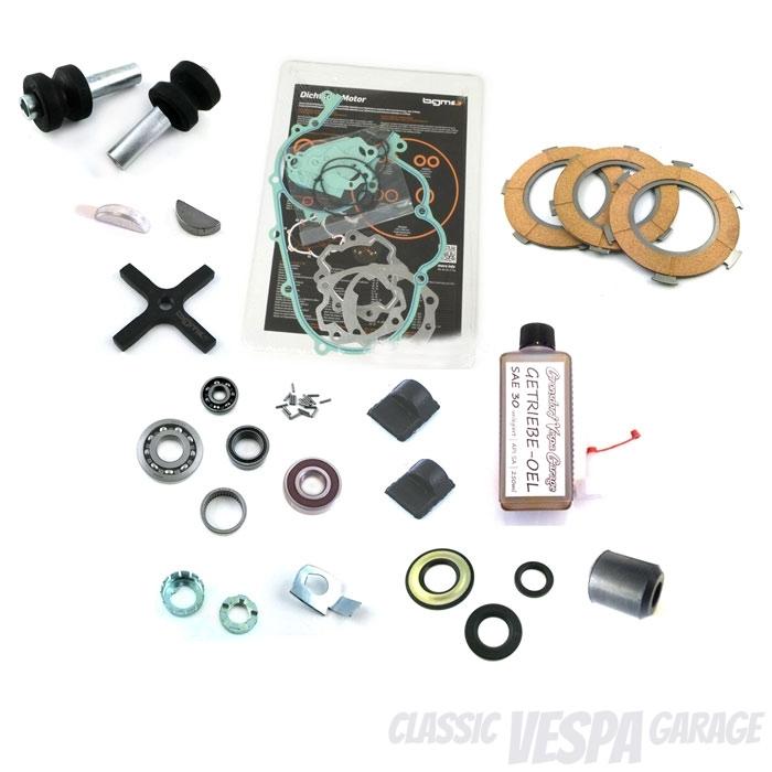 Vespa Motor Revisions Kit Largeframe PX