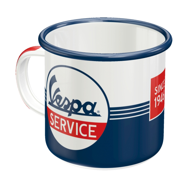 Vespa Service Email Tasse Accessories Merchandise