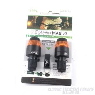 Seitenblinker Lenkerendenblinker Wing Lights Cycl Batterie Vespa