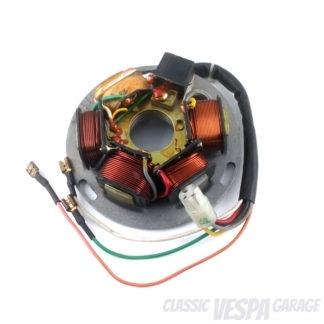 Zündgrundplatte Vespa PX 7 Kabel