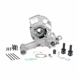 Motorgehäuse Vespa PX80 PX125 PX150 Master Drehschieber